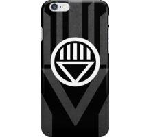 Black Lantern iPhone Case/Skin