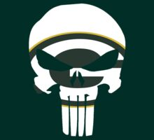 Green Bay Packers Skull by ChiefRed