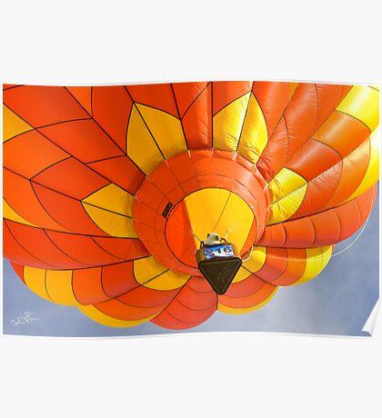 Hot Air Balloon#4 Poster