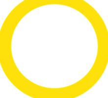 Colored circles Sticker