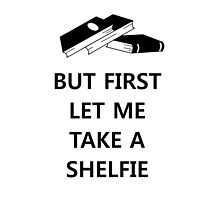 But first, let me take a shelfie by Carol Oliveira