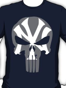 New York Yankees Skull T-Shirt