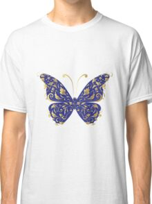 Butterfly, ornate Classic T-Shirt