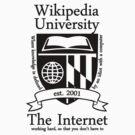 Wikipedia University by Ragcity