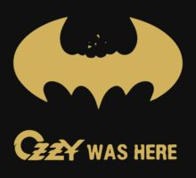 Ozzy was here by Ragcity