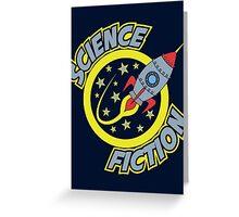 Sci Fi! Greeting Card