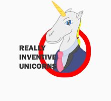 Really Inventive Unicorns Unisex T-Shirt