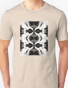 Soft and Fluffy Art Ornament Unisex T-Shirt