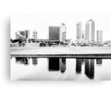 Vilnius Downtown Canvas Print