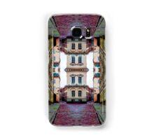Cozy Old Town Art Samsung Galaxy Case/Skin