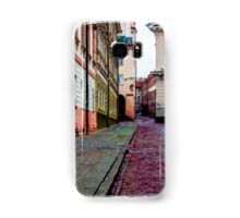 Cozy Old Town Samsung Galaxy Case/Skin