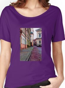 Cozy Old Town Women's Relaxed Fit T-Shirt