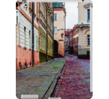 Cozy Old Town iPad Case/Skin