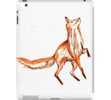 Leaping fox iPad Case/Skin