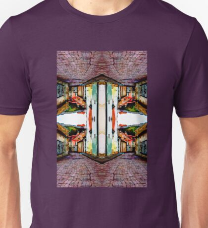 Old Town Stories Art 1 Unisex T-Shirt