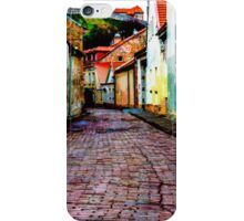 Old Town Stories iPhone Case/Skin