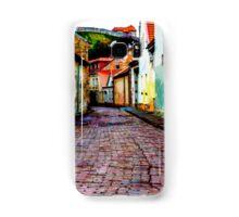 Old Town Stories Samsung Galaxy Case/Skin