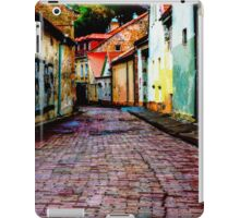 Old Town Stories iPad Case/Skin