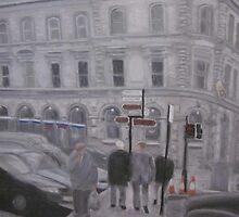 Dublin Crossroads by jlight