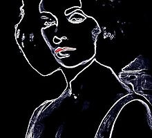 Liz Taylor by danielgomez
