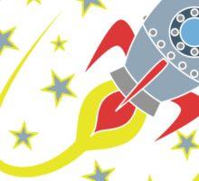 Sci Fi! Sticker