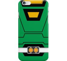 PRT Green Ranger Phone Case iPhone Case/Skin