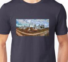 Thrown Stadium Unisex T-Shirt