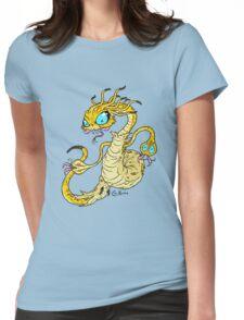 Halloween Gorgon Womens Fitted T-Shirt