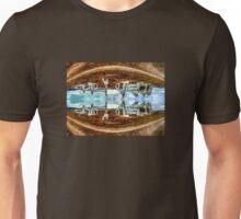Thrown Stadium Art Unisex T-Shirt