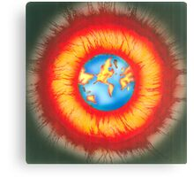 Earth as we know it! Canvas Print