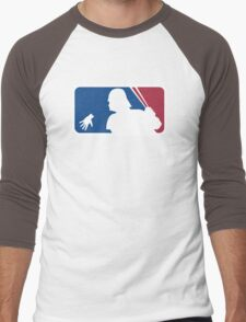 Lightsaber League Men's Baseball ¾ T-Shirt