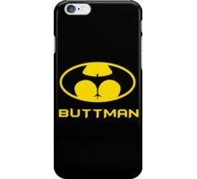 Buttman iPhone Case/Skin
