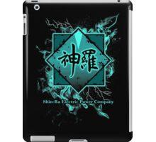 Shin-Ra Mako iPad Case/Skin