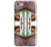 Old Town Stories Art 3 iPhone Case/Skin
