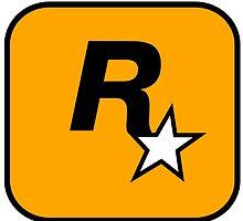 Rockstar Games Logo  by Kalerney