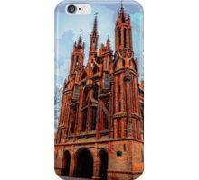 St. Anne's Church iPhone Case/Skin