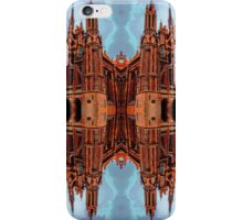 St. Anne's Church Art iPhone Case/Skin
