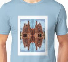 St. Anne's Church Art framed Unisex T-Shirt