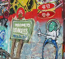 Welcome To Los Angeles by Christopher Dunn