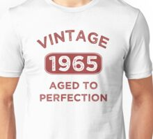 1965 Vintage Distressed Unisex T-Shirt