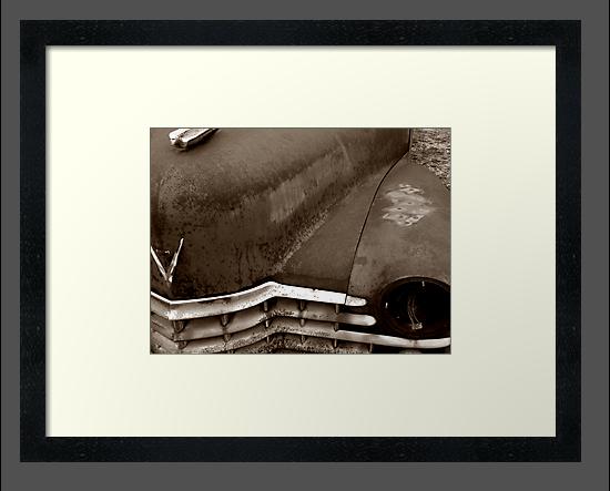 Sleeping Cadillac by David Cross