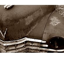 Sleeping Cadillac Photographic Print
