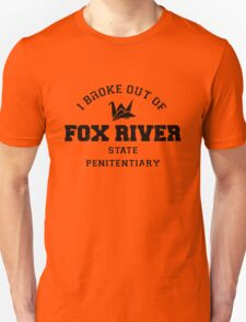 Fox River Unisex T-Shirt