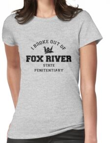 Fox River Womens Fitted T-Shirt