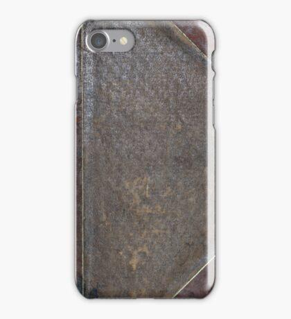 Old Book theme iPhone Case/Skin