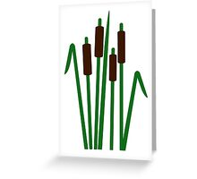 Reed Greeting Card