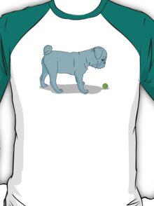Pug and Ball T-Shirt