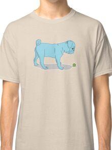 Pug and Ball Classic T-Shirt