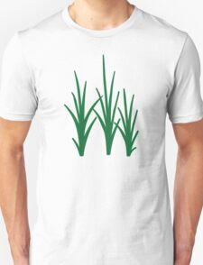 Green reed grass T-Shirt