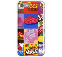Candy Wrapper  iPhone Case/Skin